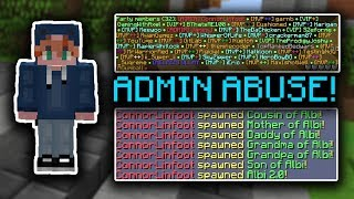 ADMIN ABUSE! - Hypixel Bed Wars