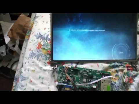 Laptop screen as a generic TV/Display screen