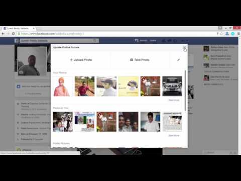 how to lock your Facebook profile picture - Tech 8