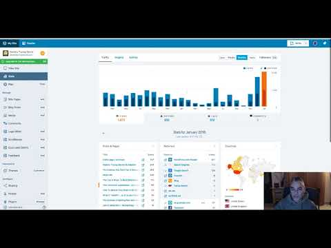 Get Unlimited Free Targeted Traffic Back To Your websites And Blogs  - My Proof with Trafficzion