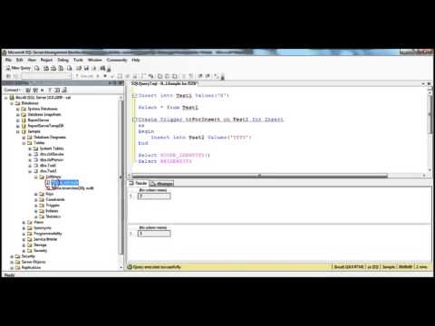 Part 8   How to get the last generated identity column value in SQL Server