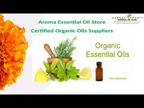All types of best essential oils @ Aroma Essential Oil Store