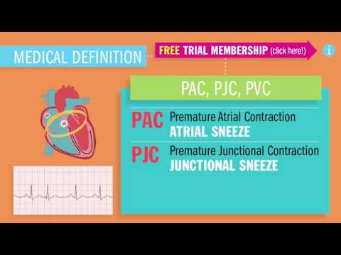 PAC PJC PVC For Nursing Students part 1 of 3