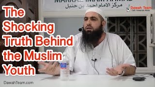 The Shocking Truth Behind the Muslim Youth ᴴᴰ ┇Mohammad Hoblos┇ Dawah Team