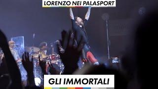 Lorenzo Nei Palasport 2015/2016 - Gli Immortali