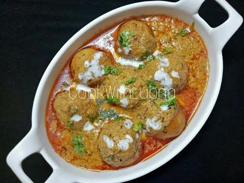 Malai Kofta Recipe/Easy and Delicious Paneer Malai Kofta
