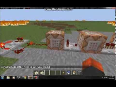 Minecraft User Friendly Jetpack Tutorial 1.8 Snapshot!