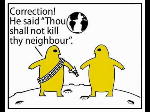 ZORK - How to be a religious hypocrite