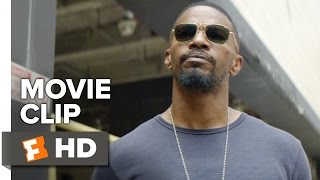 Sleepless Movie CLIP - What Happened to Your Face? (2017) - Jamie Foxx Movie