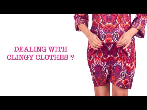 How to Get Rid Of Static Cling - Avoiding Fashion Disasters - Glamrs