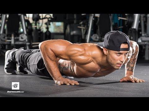 400-Rep Juggernaut Circuit Workout | Mike Vazquez