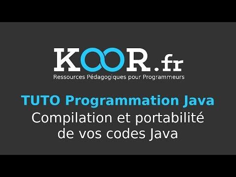 TUTO Java : Compilation et portabilité de vos codes Java