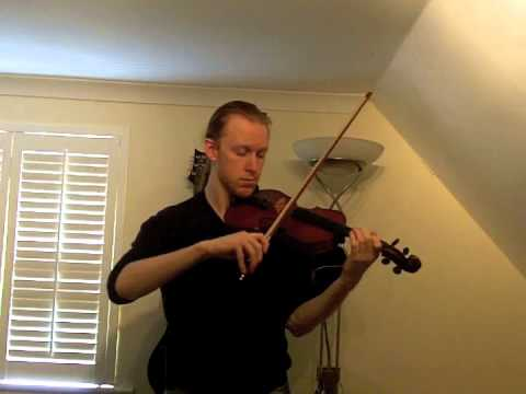 How long does it take to learn the violin? End of week one!