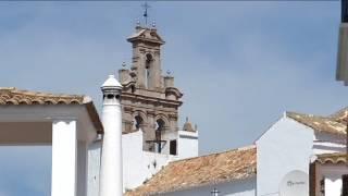 Sanlúcar y Alcoutim, unidos por un puente peatonal