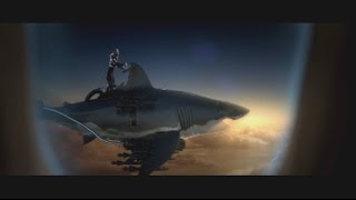 Sky Sharks - Official Trailer - Zombies On Flying Sharks (2017) HD