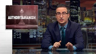 Download Authoritarianism: Last Week Tonight with John Oliver (HBO) Video
