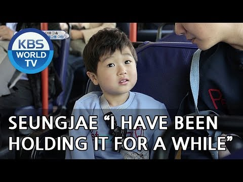 Something Urgent Seungjae has to say to Jiyong: