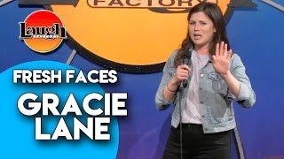 Gracie Lane | Fresh Faces | Laugh Factory Stand Up Comedy