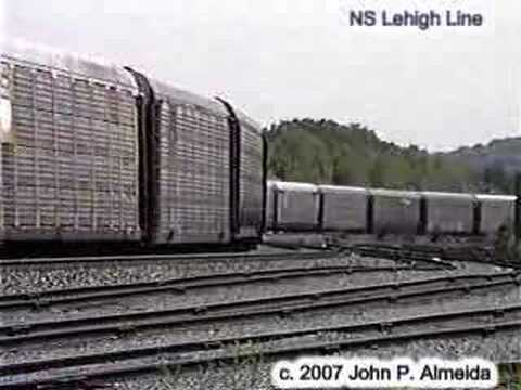 NS 11J Bethlehem PA May 22 2007