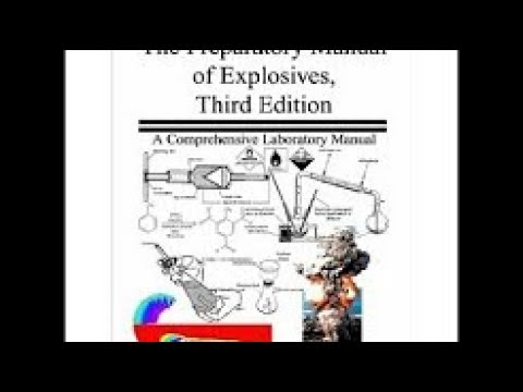 Book Review: The Preparatory Manual of Explosives