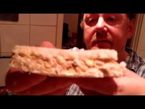 Marks REmarks How To Make a Tuna + Sweet Corn with Mayo Sandwich
