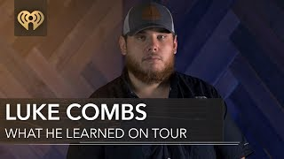 Luke Combs and Brantley Gilbert Did What On Tour?   Exclusive Interview