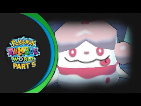 Pokémon Rumble World Walkthrough: Part 5 - Saving The Day Once Again! [HD]