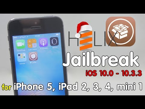 How To JAILBREAK iOS 10.3.3 without a Computer on iPhone 5