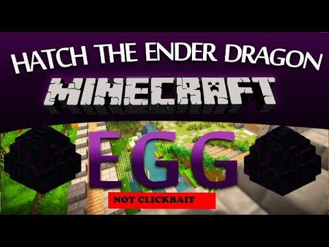 How to spawn the Ender dragon egg in Minecraft pe, Xbox 360,xbox one,ps4,ps3