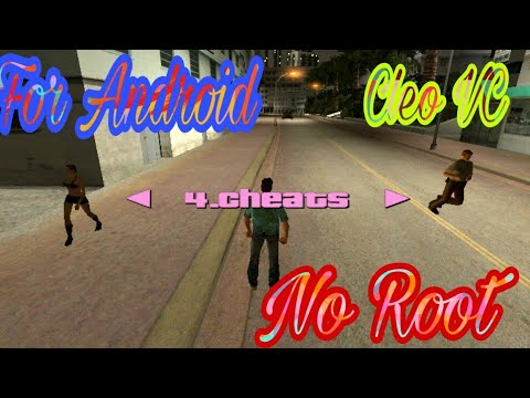 How to install Cleo in gta vice city on android without root with proof