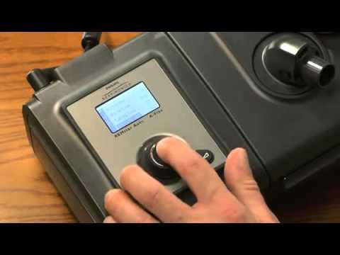Philips Respironics Setting Resistance Control Settings    MultiDoctorShop.com