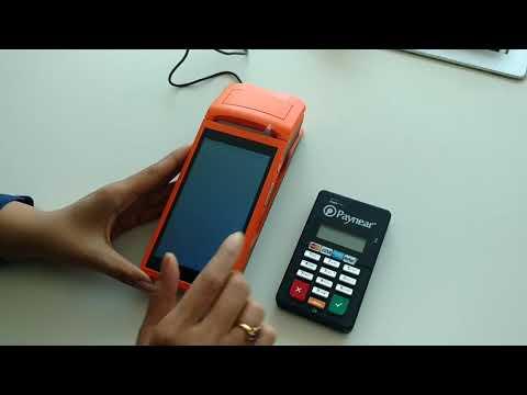 MagicBox Android Mobile POS Terminal (Hardware) - JusTransact