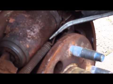 How To Adjust Drum Brakes DIY