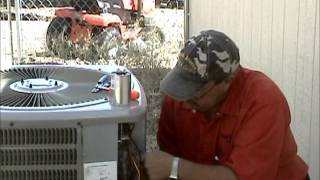 Fix My Own Ac How To Change A Run Capacitor