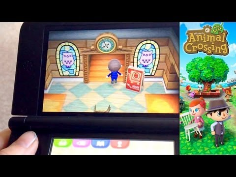 Animal Crossing New Leaf - Day 21 - Second Floor Museum, Silver Tools and Megaphone