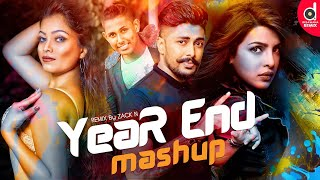 HITS OF 2019   Year - End Mashup (Zack N Mashup)   Remix Songs 2019   Sinhala Remix Songs