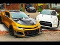 Street Race Drift And Police Moments 2018 Epic Ricers Compilation