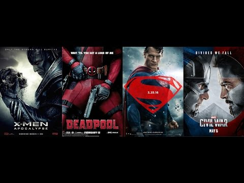 Most Anticipated Hollywood Movies of 2016
