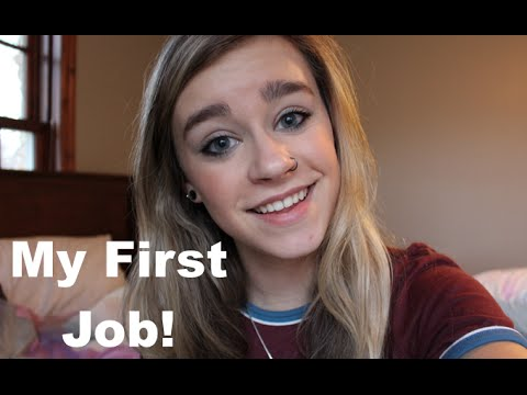 Getting Your First Job!