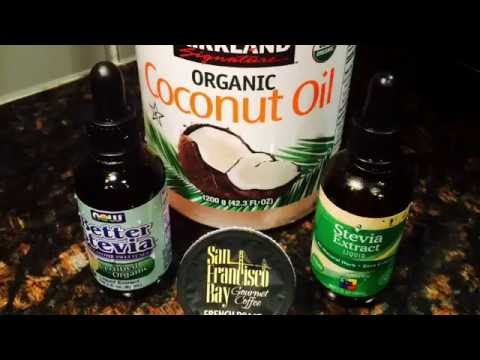 How To Make The Best Coconut Oil Coffee - Better than with cream