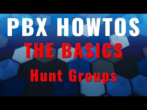 THE BASICS - Hunt Groups - Avaya PBX - HD