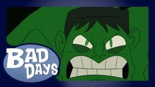 The Incredible Hulk - Bad Days - Ep10
