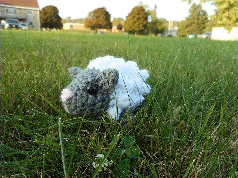 Amigurumi Crochet Sheep Tutorial