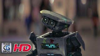 "CGI 3D/VFX Spot: ""Dennis the Robot"" - by Ixor Visual Effects /"