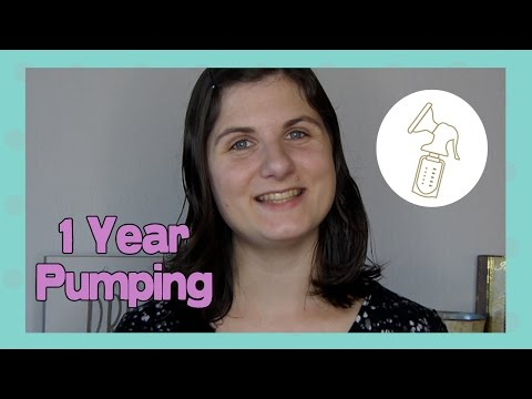 1 YEAR EXCLUSIVELY PUMPING || What I've Learned About Breastfeeding & Pumping