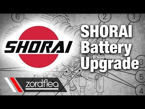 Ducati Multistrada 1200 - Shorai Battery Install & Upgrade
