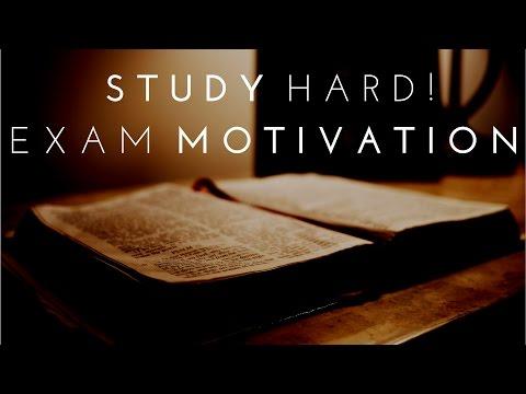 Study Hard! - Student Motivation