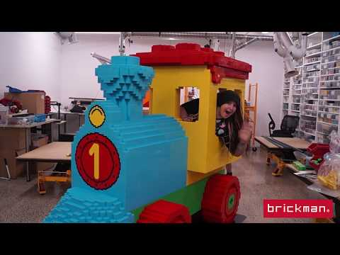 Throwback Thursday: LEGO® DUPLO Train