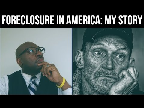 Foreclosure in America: My Story