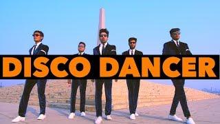 Bollywood MJ | Delhi Dance | Disco Dancer Choreography | Shraey Khanna | Mithun chakraborty DID